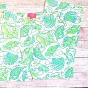 Jubilee Lilly Pulitzer Lightweight Cotton Pants 8